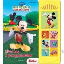 Klub Przyjaciół Myszki Miki. Baw się z przyjaciółmi