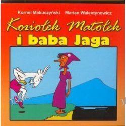 Koziołek Matołek i baba Jaga - Kornel Makuszyński, Marian Walentynowicz