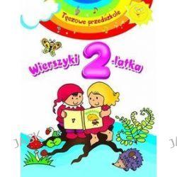 Wierszyki 2-latka. Tęczowe przedszkole