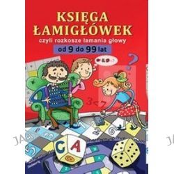 Księga łamigłówek - Tamara Michałowska