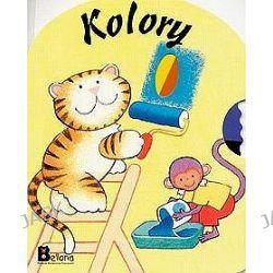 Tygrysek i małpka. Kolory