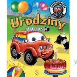 Urodziny. Samochodzik Franek - Elżbieta Wójcik