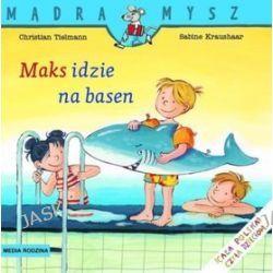 Maks idzie na basen - Christian Tielmann