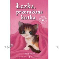 Łezka, przerażona kotka - Holly Webb