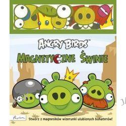 Magnetyczne świnie. Angry Bird