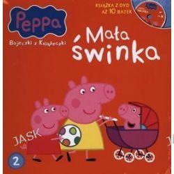 Świnka Peppa. Bajeczki z Książeczki. Tom 2. Mała świnka (+DVD) (druk/DVD) -
