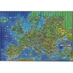 Mapa Europy dla dzieci