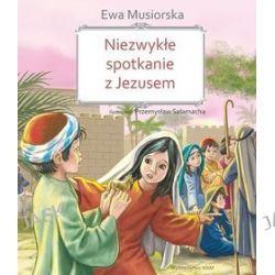 Niezwykłe spotkanie z Jezusem - Ewa Musiorska