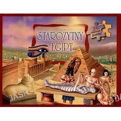 Starożytny Egipt (z puzzlami) - Robert Frederick, Frederick Robert