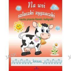 Na wsi. Szlaczki zygzaczki. Nauka pisania literek i kaligrafii - Jarosław Żukowski