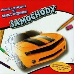 Pierwszy podręcznik do nauki rysunku. Samochody