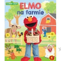 Sezamkowy Zakątek - Elmo