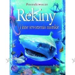 Rekiny i inne stworzenia morskie. Poszukiwacze - Leighton Taylor