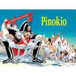 Pinokio - Iwona Krynicka