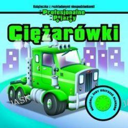 Profesjonalne pojazdy. Ciężarówki - Jan Zaborowski