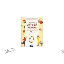 Przygotowuję się do szkoły - karty pracy sześciolatka, część 2 - Stenia Doroszuk, Joanna Gawryszewska, Joanna Hermanowska