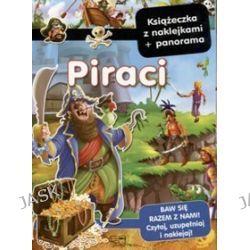 Piraci. Książeczka +naklejki