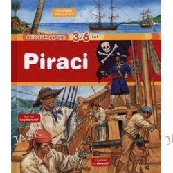 Piraci. Dzieciaki pytają 3-6 lat - Anne-Sophie Baumann