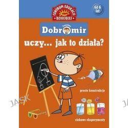 Pomysłowy Dobromir uczy... jak to działa? Proste konstrukcje, ciekawe eksperymenty - Jolanta Pol