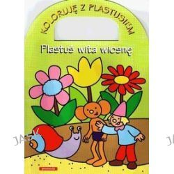 Plastuś wita wiosnę. Koloruję z Plastusiem