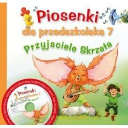 Piosenki dla przedszkolaka cz. 7. Przyjaciele Skrzata + CD - Agnieszka Kłos-Milewska, Jerzy Zając, Danuta Zawadzka