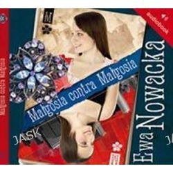 Małgosia contra Małgosia - książka audio na CD (CD) - Ewa Nowacka