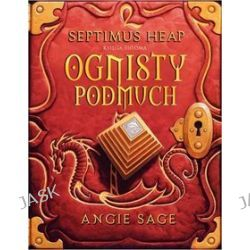 Septimus Heap. Tom 7. Ognisty podmuch - Angie Sage