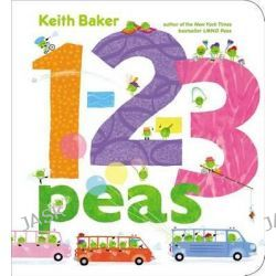 1-2-3 Peas, Classic Board Books by Keith Baker, 9781442499287.