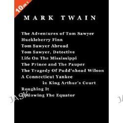 10 Books in 1, 'The Adventures of Tom Sawyer', 'Huckleberry Finn', 'Tom Sawyer Abroad', 'Tom Sawyer, Detective', 'Life O