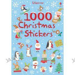 1000 Christmas Stickers, 1000s of Stickers by Fiona Watt, 9781409522898.