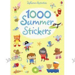 1000 Summer Stickers, 1000s of Stickers by Fiona Watt, 9781409524755.