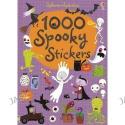 1000 Spooky Stickers, 1000s of Stickers by Fiona Watt, 9781409547099.