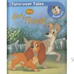 101 Dalmatians / Lady & the Tramp, Disney Turnover Tale by Parragon, 9781472341525.