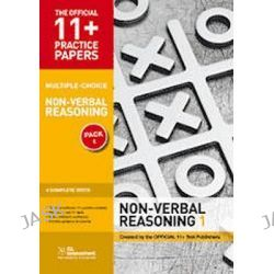 11+ Practice Papers, Non-Verbal Reasoning Pack 2 (Multiple Choice), Nvr Test 5, Nvr Test 6, Nvr Test 7, Nvr Test 8 by Gl Assessment, 9780708720486.