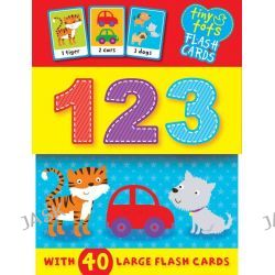 123 Tiny Tots Flash Cards, Tiny Tots, 9781743672945.