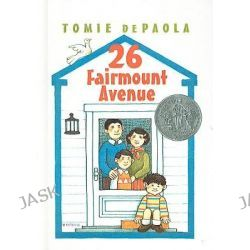 26 Fairmount Avenue, 26 Fairmount Avenue Books by Tomie DePaola, 9780756906177.