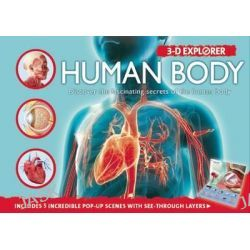 3-D Explorer, Human Body by Camilla de La Bedoyere, 9781626864337.