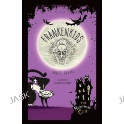 #5 Frankenkids, Nightmare Club by Annie Graves, 9781467760430.