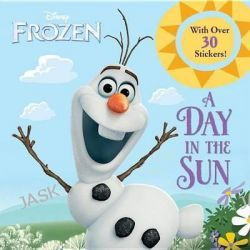 A Day in the Sun, Frozen (Random House) by Frank Berrios, 9780736430883.