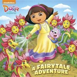 A Fairytale Adventure (Dora the Explorer), Pictureback(r) by Mary Tillworth, 9780385374439.