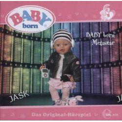 "Hörbuch: Baby Born 05 ""BABY Born Megastar"""