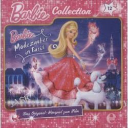"Hörbuch: Barbie Collection 12 ""Modezauber in Paris"""