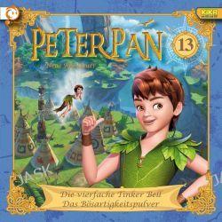Hörbuch: 13: Die Vierfache Tinker Bell/Bösartigkeitspulver