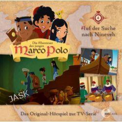 Hörbuch: (4)Original HSP TV-Auf Der Suche Nach Nineveh