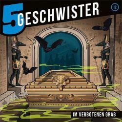 Hörbuch: 5 Geschwister-Folge 12  von Tobias Schier,Tobias Schuffenhauer