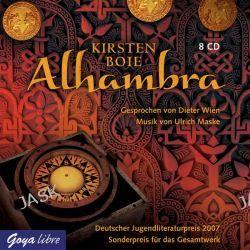 Hörbuch: Alhambra  von Kirsten Boie