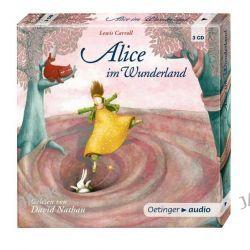Hörbuch: Alice im Wunderland  von Lewis Carroll