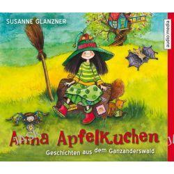Hörbuch: Anna Apfelkuchen  von Susanne Hohner