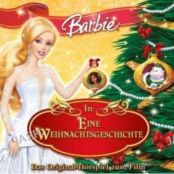 Hörbuch: Barbie - Weihnachtsgeschichte. Hörspiel zum Film
