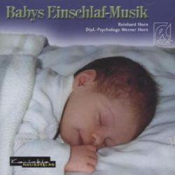 Hörbuch: Babys Einschlaf-Musik. CD  von Reinhard Horn,Werner Horn